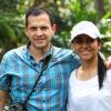 Renaldo et Jacqueline Ovalle