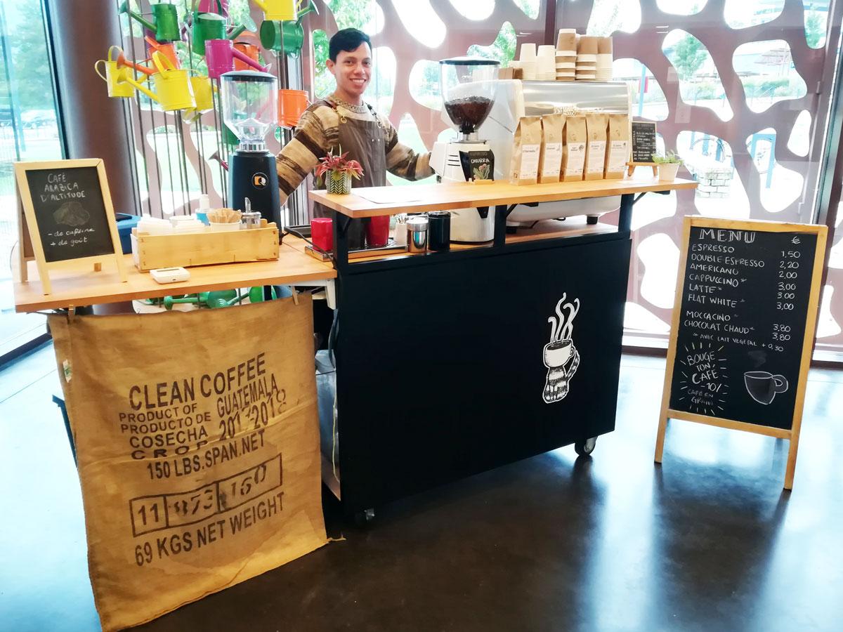 Café Chulo Café Móvil eventos
